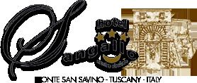 Sangallo s.r.l. - Hotel 3 Stelle, Monte San Savino, Terme di Rapolano, Pienza, Siena, Val di Chiana, Toscana.