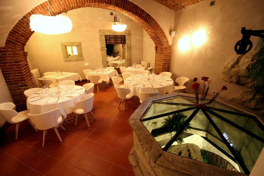 Dinning room, L'altruista Restaurant, Monte San Savino